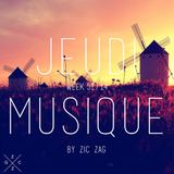 Jeudi Musique // week 51.14 by Zic Zag