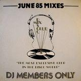 DMC Issue 29 Mixes June 85