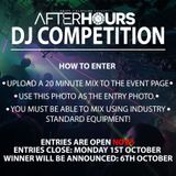 After Hours Event Mix Comp Entry DJ Simpson