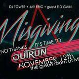 Jay Eric @ Outrun: Misgivings 11/12/16