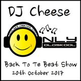 DJ Cheese Friday 20 October 2017 Onlyoldskool.com Radio