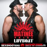 SEXSHOOTERS - LUVBOAT MATINEE PRIDE NYC'16