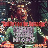 Spliffy's on the Rampage : Sensory Violation Night on Hardsound Radio (September 2009)