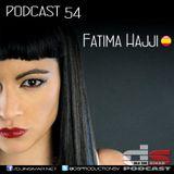 DS (DJ IN SIVAR) PODCAST 54 - FATIMA HAJJI