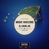 DJ BURLAK - Music Horizons @ MH108 May 2016
