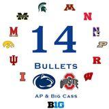 14 Bullets 9.13.17