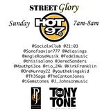 Street Glory on Hot 97 1.22.17