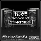 TranceArmy Podcast (Session 013 Mixed By Stuart Sleigh)