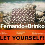 BRINKO + FERNANDO TOCANDO BACK TO BACK DJ SET - CASA CLUBE TRANCOSO
