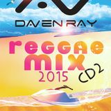 Reggae Mix 2015 - CD 2