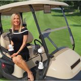Golf Talk Live - Coaches Corner plus President of Cynwark - Cynthia Wark