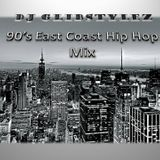 DJ GlibStylez - 90's East Coast Hip Hop Mix