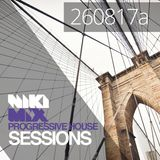 Progressive House Sessions 260817a