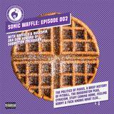 Sonic Waffle 002: Ruckspin aka Dom Howard of Submotion Orchestra