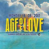 Roddy Reynaert - Age Of Love 2017