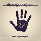 NEVER GONNA GROW 005 mixed by James Grow