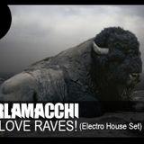 Burlamacchi - WE LOVE RAVES! #4 (ELECTRO HOUSE SET)