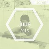 Simonic - June 2016 Techno Mix