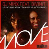 """DJ Minx feat. Diviniti - """"Move"""" - Minx's Original Mix"""