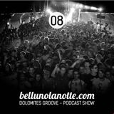 08 Dolomites Groove Podcast 008 (mixed by giamP   giza djs)
