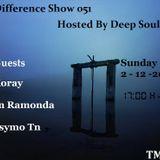 Jonatan Ramonda @ Time Differences Radioshow 051 DIC-2012