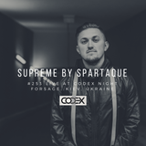 Supreme 253 with Spartaque Live @ Codex Night, Forsage, Kiev, Ukraine