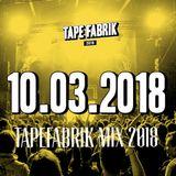 Tapefabrik Mix 2018