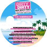 DirtyDirty's Free Ibiza Beach Party Mix