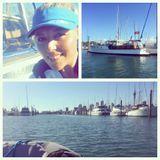 Adventures of a Sailor Girl - Volvo Ocean Race - Auckland In Port Race