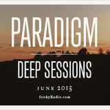 Miss Disk - Paradigm Deep Sessions - June 2015