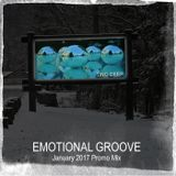 Tino Deep - Emotional Groove ( January 2017 Promo Mix )
