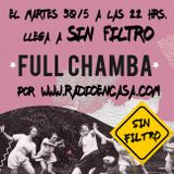 Entrevista y Acústico a la banda Full Chamba (2017)