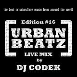 Urban Beatz Party #16 Live DJ Set Tropical Bass & Moombah Massive