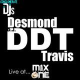 DJ DDT Live at Mix Factory One Studios, Suite 1000, Nov 29, 2018