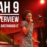 Jah9 interview - 29/07/2014