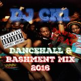 2016 Bashment & Dancehall Mixed By CK1