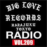 BIG LOVE RECORDS RADIO vol.209 (DEC.30.2018) [THE BEST ALBUM OF 2018 No.10-1]