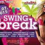 SwingBreak 2015 - Freitag
