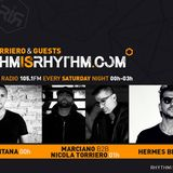 RIchie Santana Rhythm is Rhythm Radio show