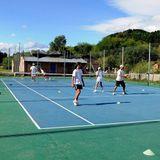 Ricky Sánchez y Juan Dorrego y la actualidad del Globo Tenis Club