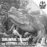 SUBLIMINAL THERAPY - #1 - CRISTAUX LIQUIDES - 24/05/2019 - RADIODY10.COM