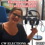ELECTIONS CENTRALES - UNEF /Interview de Romane Mayer/ par Elyes, Marie et Nicolas