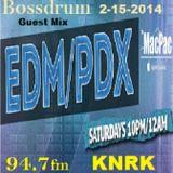 Guest Mix 94.7fm KNRK EDM/PDX Show#1 2-15-14