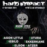 Jason Little @ Jason Little B-Day 17.10.2014 MTW Offenbach
