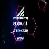 Ricardo N.A. @ SYSTEMATIC 2018-10-14
