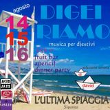 CASADIDADI podcast - SOUNDHOTEL DIGEIRIAMO - Musica per DjEstivi - @ L'Ultima Spiaggia in Siponto