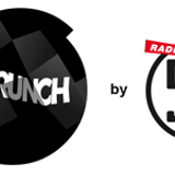 Larsen @ Scrunch on Radio Deejay 2012