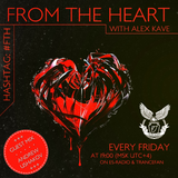 ALEX KAVE ♥ FROM THE HEART @ EPISODE #075 [+++ Guest Mix with ANDREW USHAKOV]