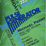 Michael Perry - Pulse Generator Podcast
