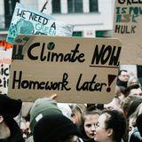 Climat, ils sèchent les cours pour la planète / Syndicat étudiant salarié - UniversCité [14.03.19]